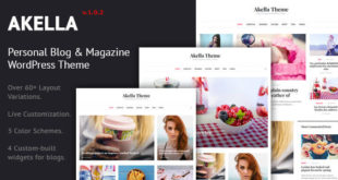 Akella-v1.0.2-Personal-Blog-Magazine-WordPress-Theme