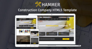 Hammer-Construction-Company-HTML-Theme