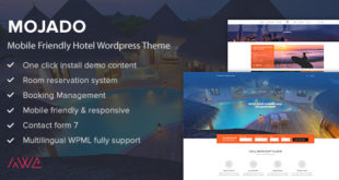 Mojado-v3.0.0-Mobile-Friendly-Hotel-WordPress-Theme