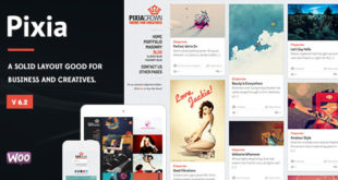 Pixia-v6.2-Showcase-WordPress-Theme