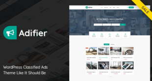 Adifier-v3.6-Classified-Ads-WordPress-Theme
