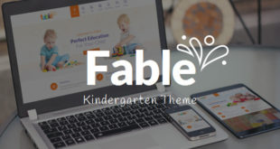 Fable-v2.9-Children-Kindergarten-WordPress-Theme