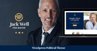 Jack-Well-v1.0-Elections-Campaign-Political-Theme