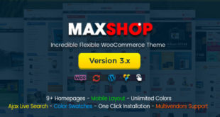 Maxshop-v3.1.2-Multi-Purpose-Responsive-WooCommerce-Theme-Mobile-Layouts-Included