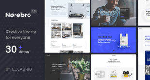 Norebro-v1.3-Creative-Multipurpose-WordPress-Theme