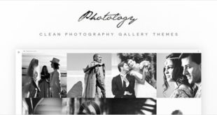 Photology-v1.0.4-Clean-Photography-Gallery-Themes