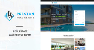 Preston-v1.2.0-Real-Estate-WordPress-Theme