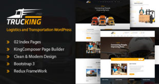 Trucking-v1.2-Logistics-and-Transportation-Theme