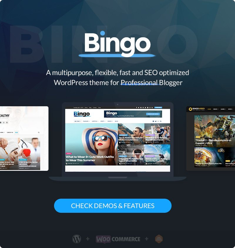 Bingo-v2.3-Multi-Purpose-Newspaper-Magazine-Theme