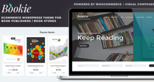 Bookie-v1.2.1-WordPress-Theme-for-Books-Store