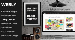 Webly-v1.4-WordPress-Blog-Theme