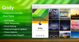 Gridy-A-Responsive-Grid-Style-Ghost-Theme